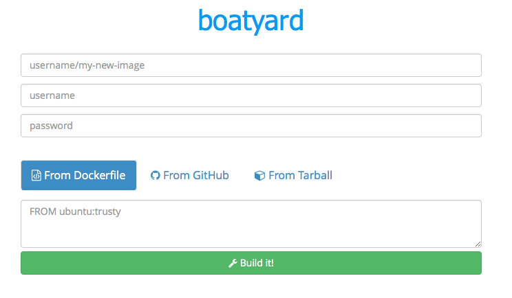 Introducing Boatyard | Tutum Blog
