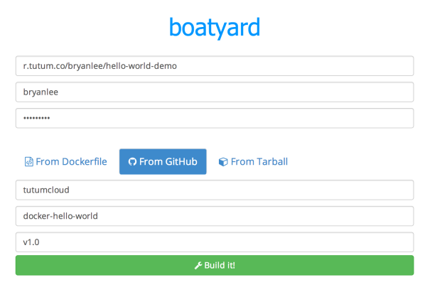 boatyard docker hosting
